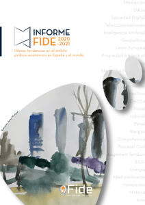 Informe Fide 2020-2021 Portada web